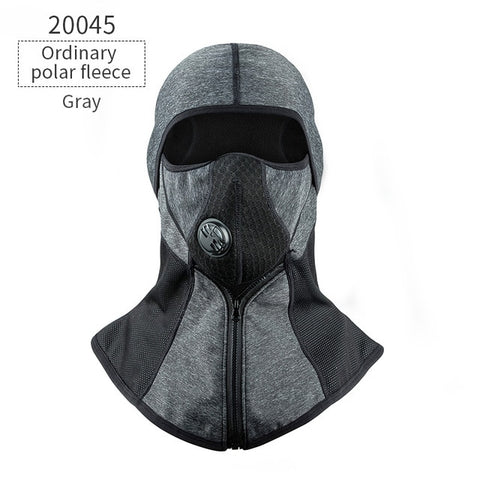 Full Face Thermal Mask For Motor Biking/Tactical Training