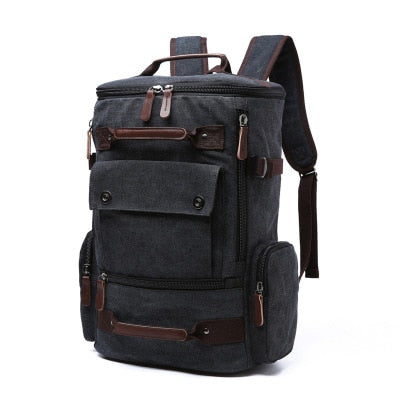 Canvas Outdoor Backpack