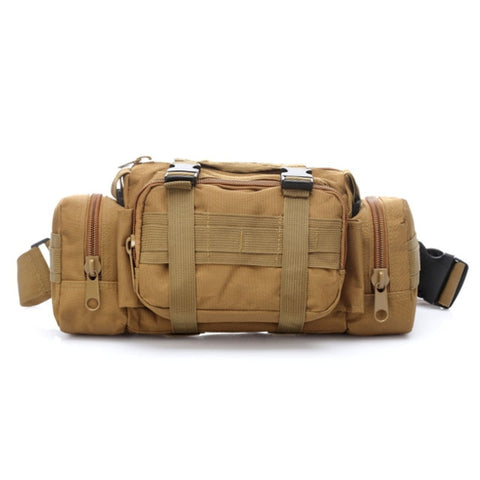Waterproof Military Tactical Waist Bag