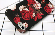 Retro Blooming Flowers iPhone Cover,  - trendr.dk
