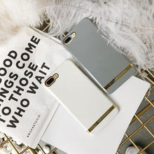 Smooth n' Shiny Marble iPhone Cover,  - trendr.dk