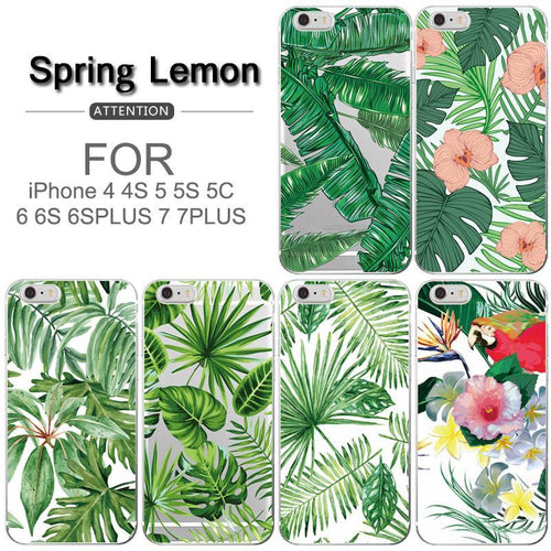 Spring Lemon Summer Collection iPhone Cover,  - trendr.dk