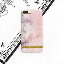 "Rich ""Dreamy"" Marmor iPhone Cover,  - trendr.dk"