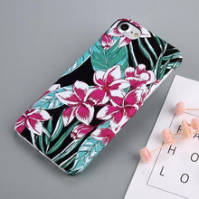 FLORAL Iphone cover,  - trendr.dk
