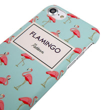 Peachy Flamingo Cover iPhone Cover,  - trendr.dk