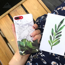 Marmor Palme iPhone Cover,  - trendr.dk