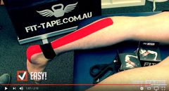 How To Tape An Achilles Video