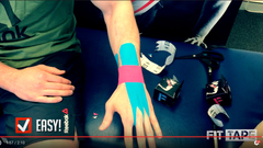 Video How To Tape A Wrist