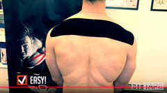 Video of How To Tape Upper Back Posture