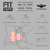 How To Tape Back Pain
