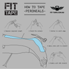 How To Tape Peroneals