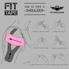 How To Tape A Shoulder