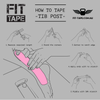 How To Tape Tib Post