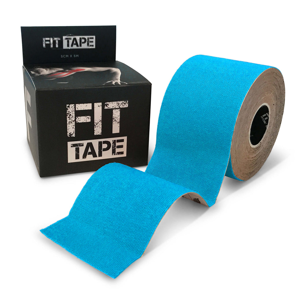 Blue Neon FIT-TAPE