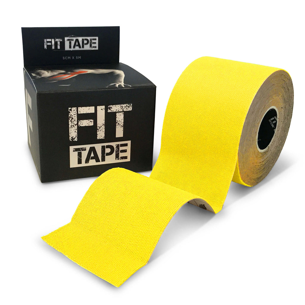 Yellow Flame FIT-TAPE