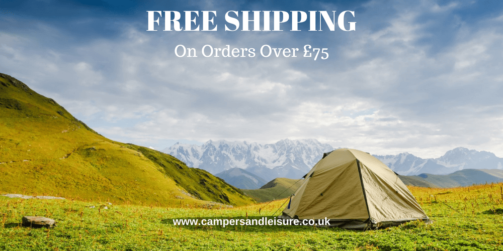 Campers and Leisure | Pop Up Caravans, Tents and Awnings