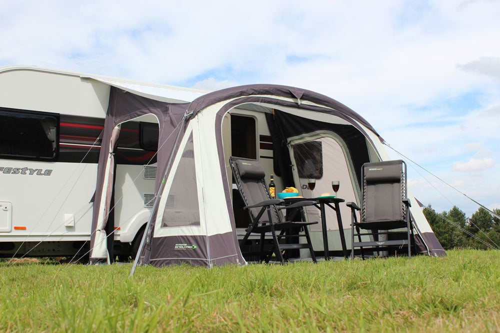 Outdoor Revolution Elan 340 Caravan Awning