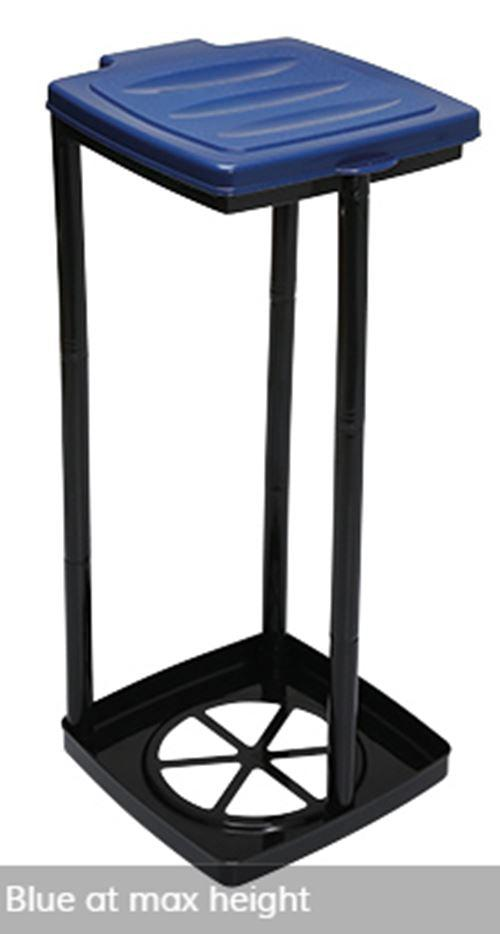 Quest 3 Height Collapsible Eco Waste Bin/ Sack Holder- Camping/Caravan/Motorhome-Quest-Campers and Leisure