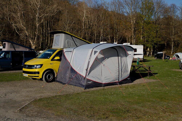 Vango Tolga VW | Driveaway Awning - 2021-Vango-Campers and Leisure