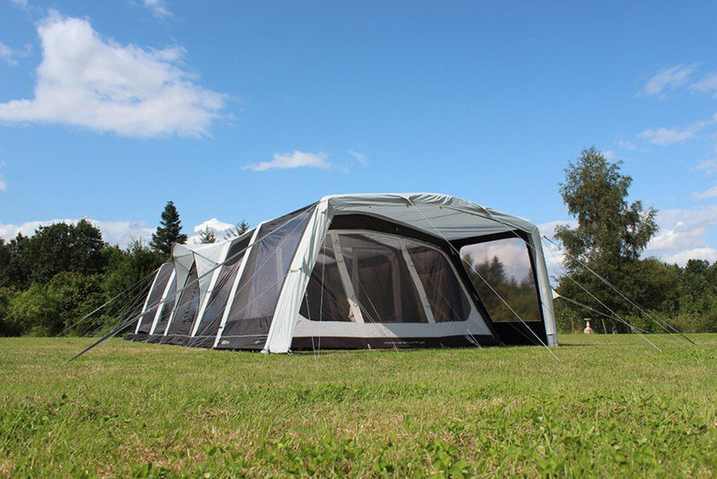 Outdoor Revolution Ozone 6.0 Xtr Safari | Premium Family Air Tent - 2020 | Complete Package Deal-Outdoor Revolution-Campers and Leisure