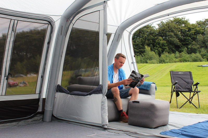 Outdoor Revolution Airedale 7SE | Family Air Tent - 2021-Outdoor Revolution-Campers and Leisure