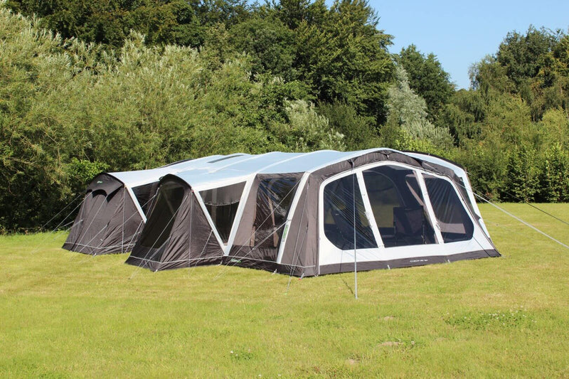 Outdoor Revolution Ozone 8.0 Safari Lodge | Family Air Tent-Outdoor Revolution-Campers and Leisure