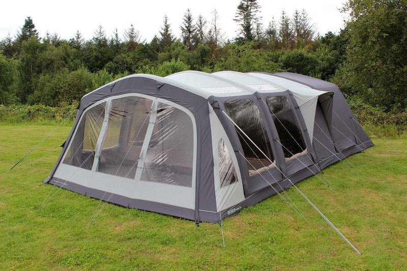 Outdoor Revolution Kalahari PC 7.0 | Premium Polycotton Family Air Tent - 2021-Outdoor Revolution-Campers and Leisure