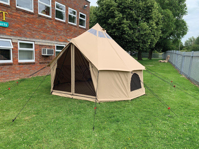 Quest Elite Stargazer 5 | Premium 100% Cotton Bell Tent-Quest-Campers and Leisure