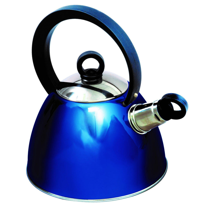 Sunncamp Nouveau Kettle Blue-Sunncamp-Campers and Leisure