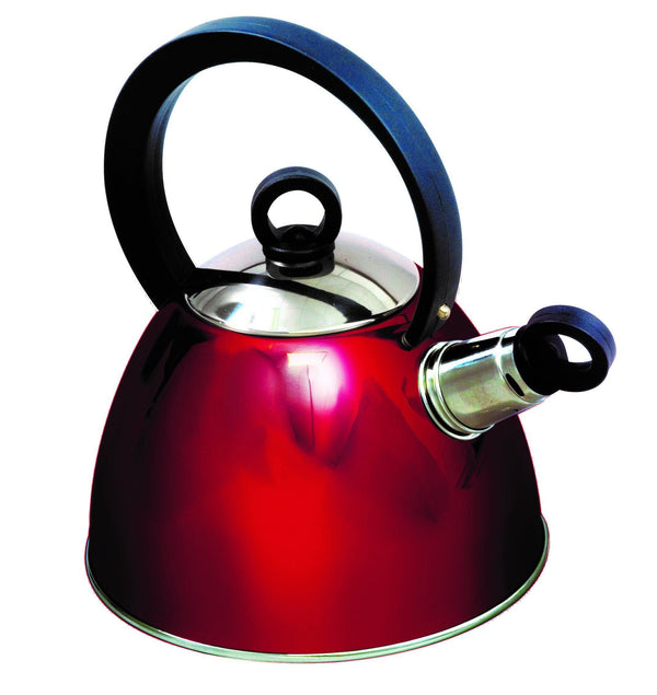 Sunncamp Nouveau Kettle Red-Sunncamp-Campers and Leisure