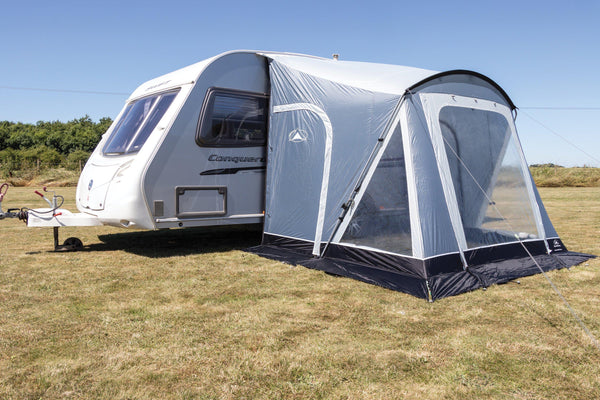 Sunncamp Swift Deluxe 220 - 2020 | Poled Awning-Sunncamp-Campers and Leisure