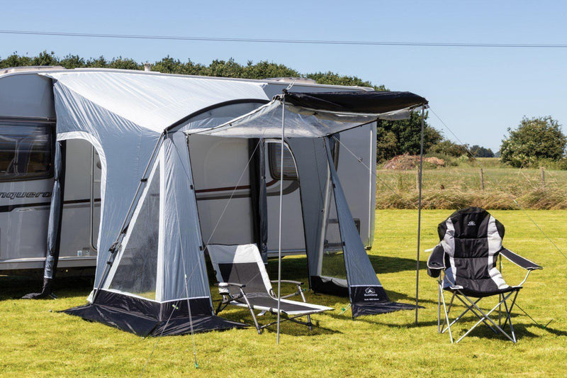 Sunncamp Swift Deluxe 260 - 2020 | Poled Awning-Sunncamp-Campers and Leisure