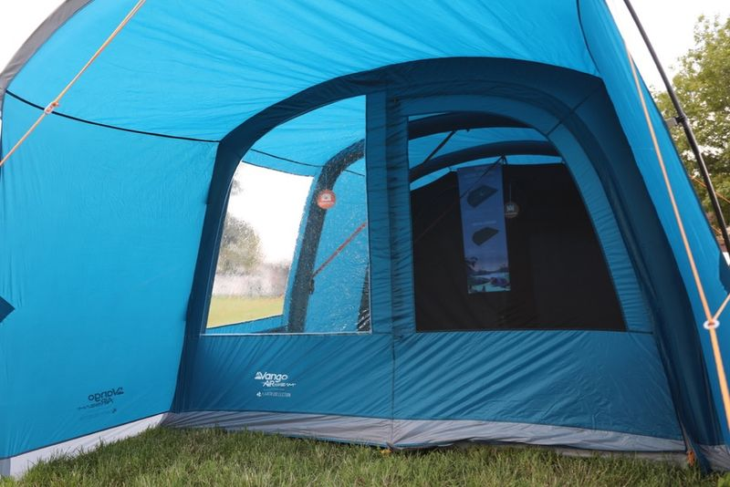 Vango Aether Air 450XL | Family Air Tent - 2021-Vango-Campers and Leisure