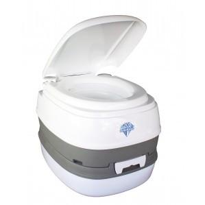 When Nature Calls Portable Camping Toilet - Blue Diamond-Outdoor Revolution-Campers and Leisure