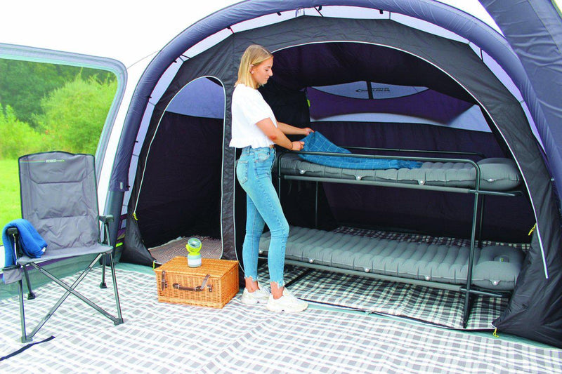 Outdoor Revolution Nightfall Single Inflatable Mattress-Outdoor Revolution-Campers and Leisure