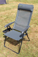 Outdoor Revolution Palermo Tex | Camping Chair-Outdoor Revolution-Campers and Leisure