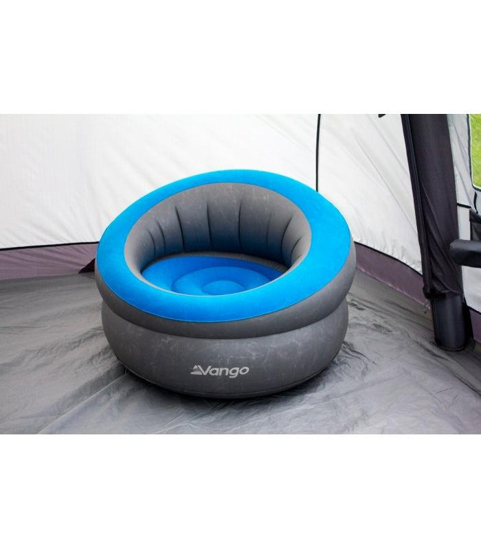 Vango Inflatable Deluxe Flocked Chair-Vango-Campers and Leisure