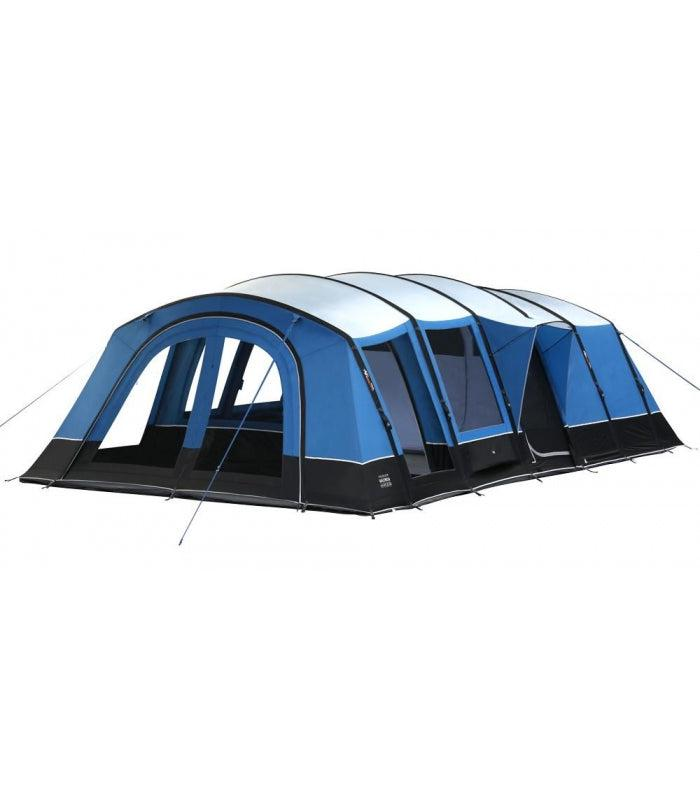 Vango Valencia Air - 2020 | 6+2 Man Family Air Tent Package Deal | Includes Carpet and Footprint Groundsheet-Vango-Campers and Leisure