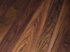 12MM LIFESTYLE AC4 KINSALE WALNUT LAMINATE FLOORING