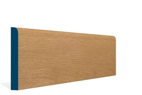 PRE-VARNISHED SOLID WHITE OAK BULLNOSE **Free Delivery**