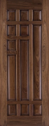 HP10 Walnut Internal Door