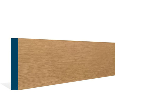 PRE-VARNISHED SOLID WHITE OAK SQUARE EDGE **Free Delivery**
