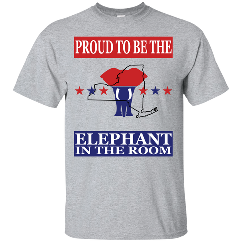 New York PROUD Elephant in the Room (Unisex) T-shirt