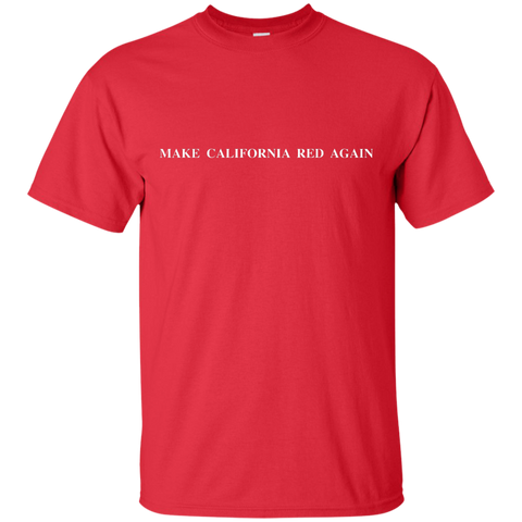 Make California Red Again (Unisex) T-shirt