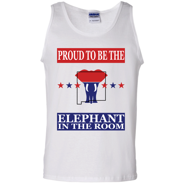 New Mexico PROUD Elephant in the Room Men's Tank
