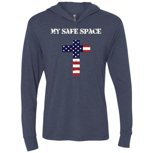 My Safe Space Men's T-Shirt Hoodie