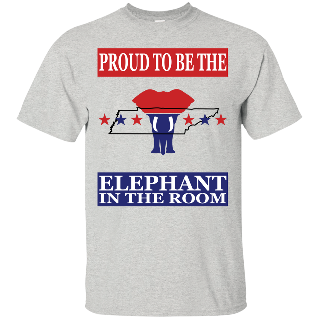 Tennessee PROUD Elephant in the Room (Unisex) T-shirt