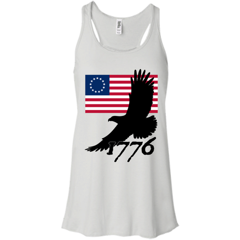 1776 (Racerback) Ladies' Tank
