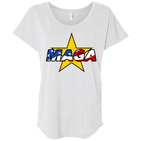 (Relaxed) MAGA USA Ladies' T-shirt