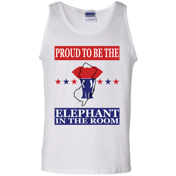 New Jersey PROUD Elephant in the Room Men's Tank